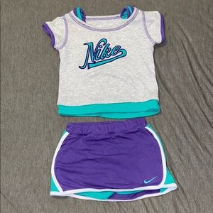 Toddler Nike Outfit
